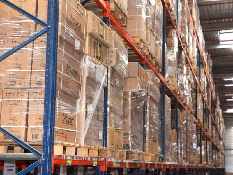 L4 Logistics - Expertises sectorielles - Sports et loisirs