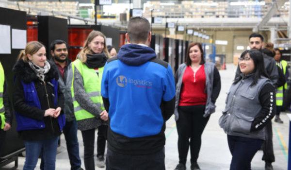 L4 Logistics - Travail d'équipe
