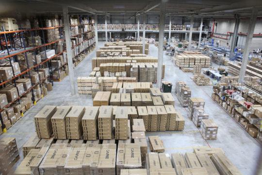 L4 Logistics - entrepôt géneral