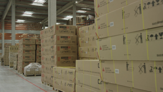 L4 Logistics - stock équipement maison