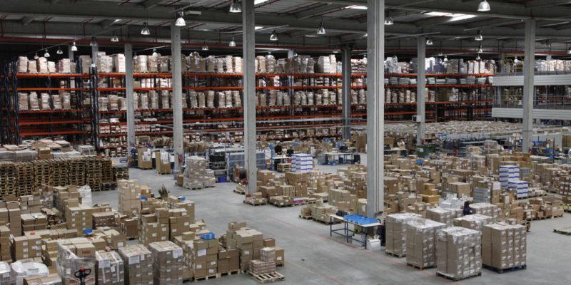 l4 logistics- ENTREPOSAGE ET PRÉPARATION DE COMMANDES