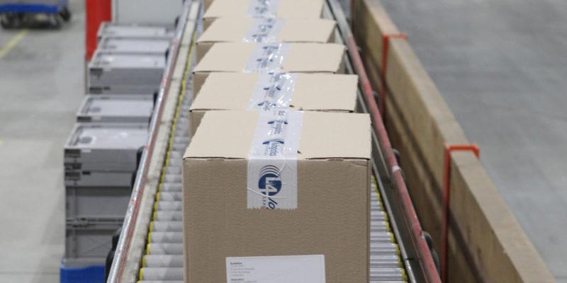 L4 Logistics - expédition colis