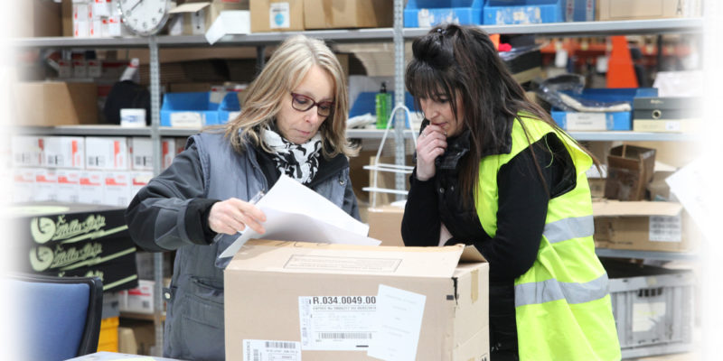 L4 Logistics- e-commerce packing article