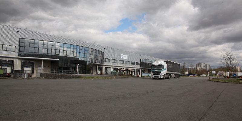 L4 Logistics - plateforme entrepôt Ris-Orangis